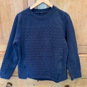 Lululemon fleece be true sweatshirt